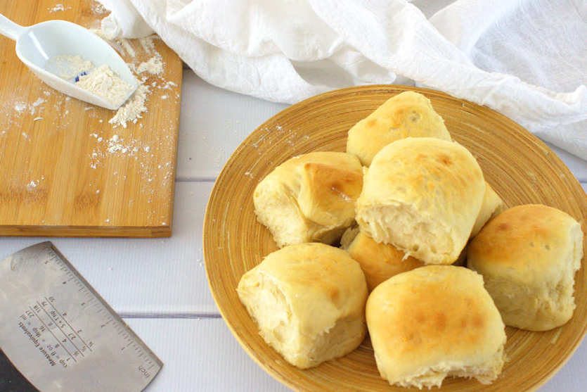 Sweet Rolls Milk Bread Rolls My German Recipes